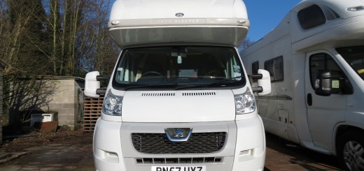 Reviewing the Nuevo by Auto Sleeper