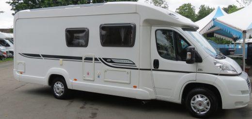 Bessacarr E560