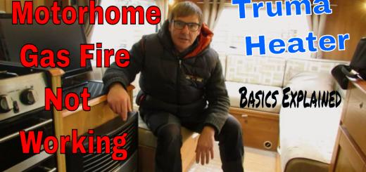 Motorhome Truma Heating