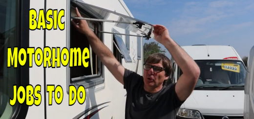 Motorhome Tips