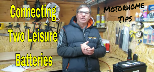 Motorhome Batteries