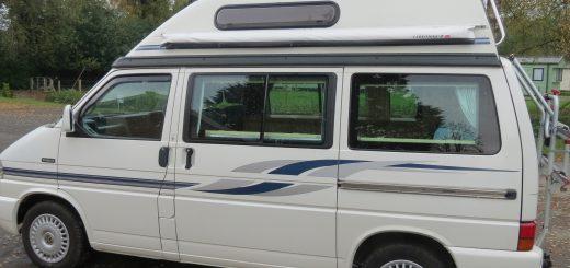 Autosleeper Campervan